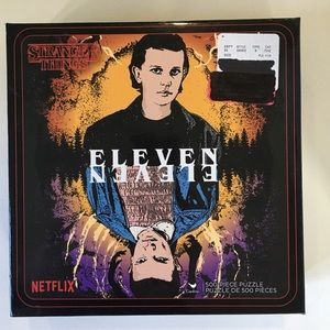 Stranger Things Puzzle